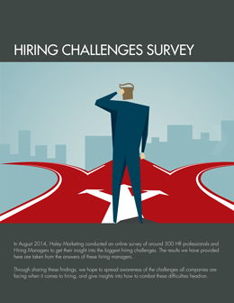 2014 Hiring Challenges Survey Results
