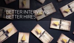 Better Interviews. Better Hires.