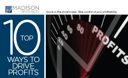 Top 10 Ways to Drive Profits