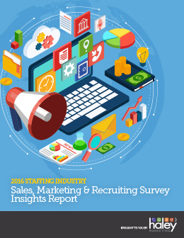 2016 Sales, Marketing & Recruiting Challenges Survey Results