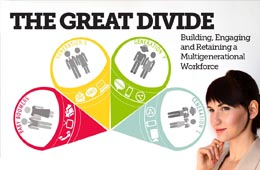 The Great Divide: Building, Engaging and Retaining a Multigenerational Workforce