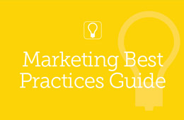 Marketing Best Practices Guide (UPDATED)