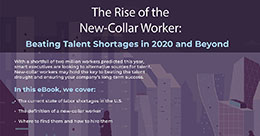 The Rise of the New-Collar Worker: Beating Talent Shortages in 2020 and Beyond