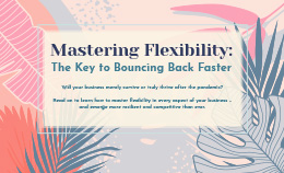 Mastering  Flexibility:  The Key to Bouncing Back Faster