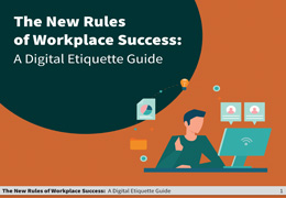 The New Rules of Workplace Success: A Digital Etiquette Guide