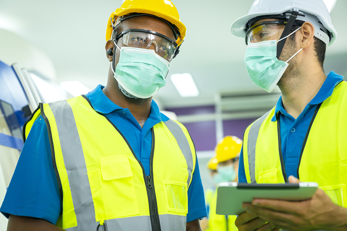 Keeping Plant Workers Safe with Technology