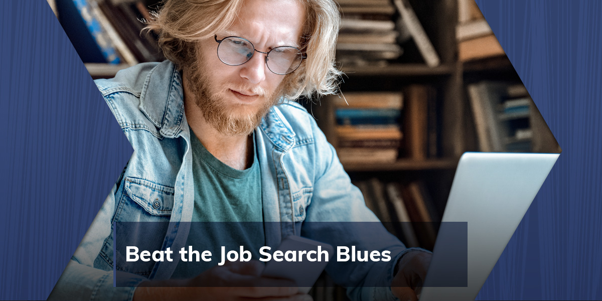 Beat The Job Search Blues!