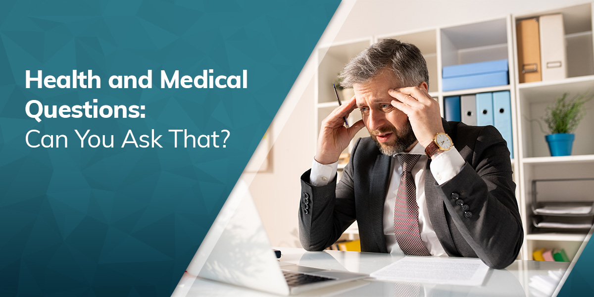 Health and Medical Questions: Can You Ask That?