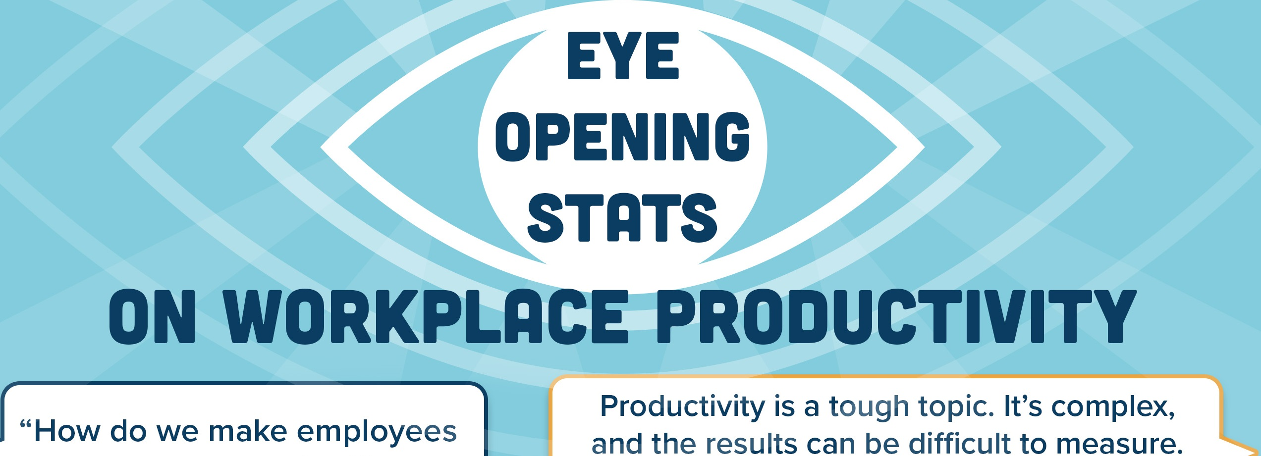 Eye-Opening Stats on Workplace Productivity