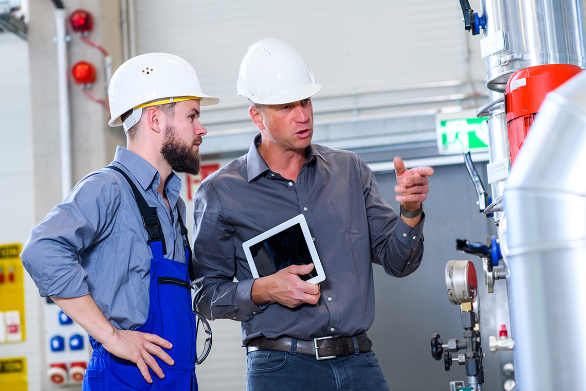 Characteristics of a Good Maintenance Manager
