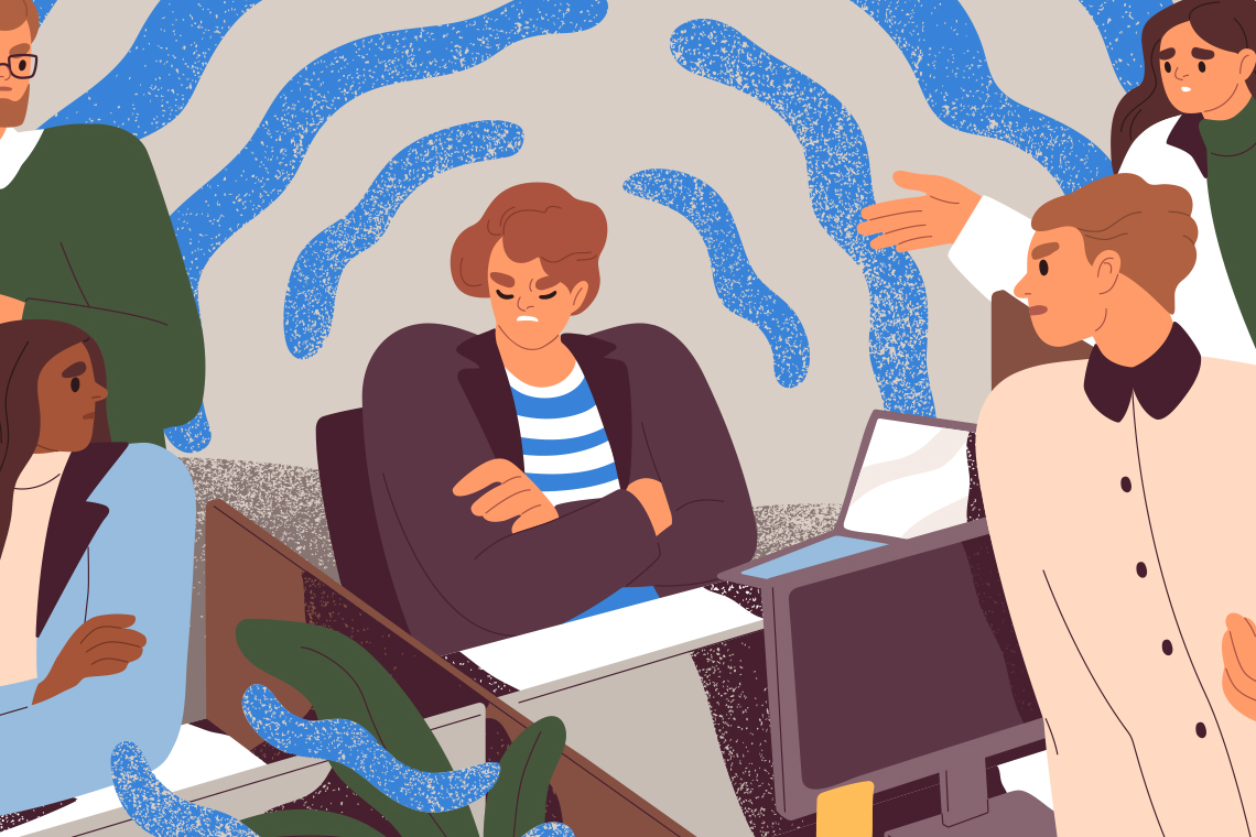 Dealing with Workplace Toxicity