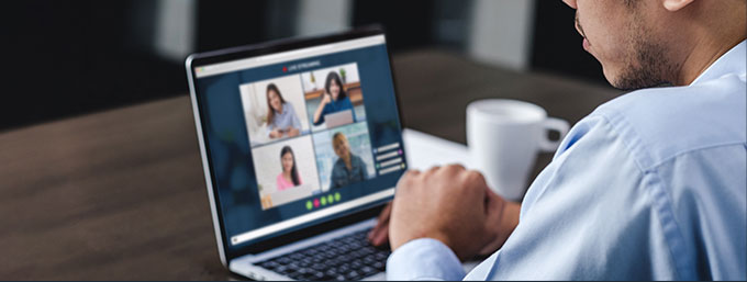 Should HR Have a Virtual Background Policy?