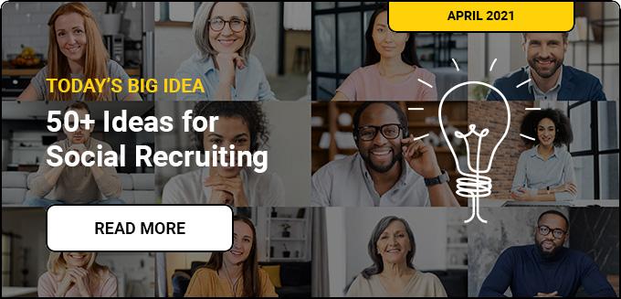 50+ Ideas for Social Recruiting