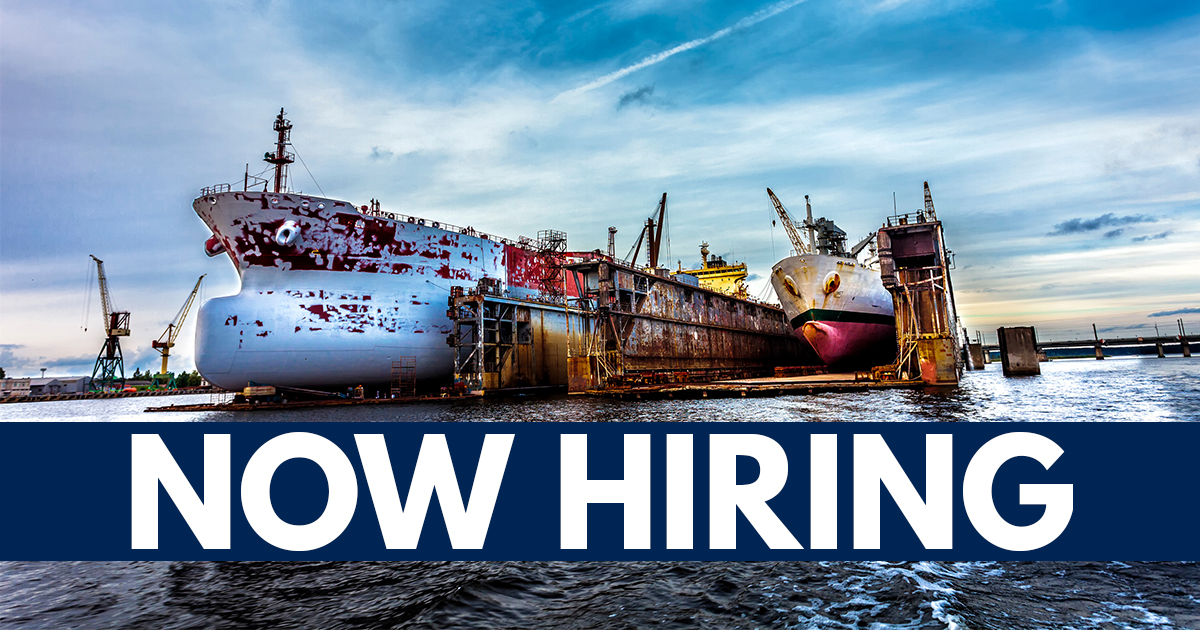 Ship Builder Jobs in Philadelphia PA Shipyard Job Recruiters
