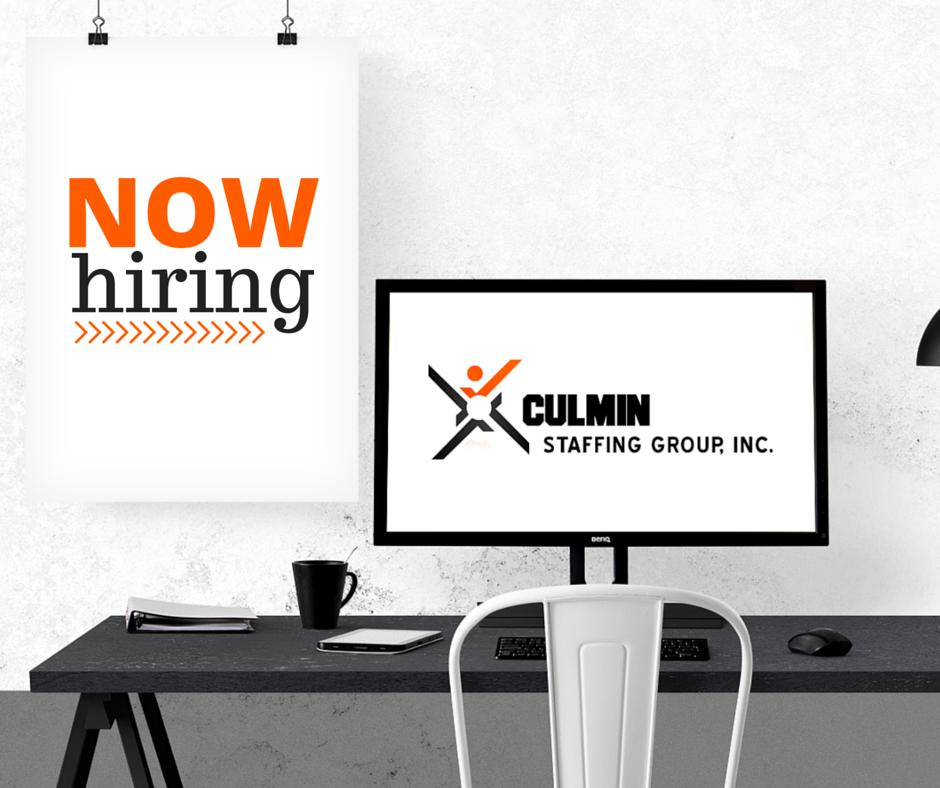 Culmin Staffing Group, Inc